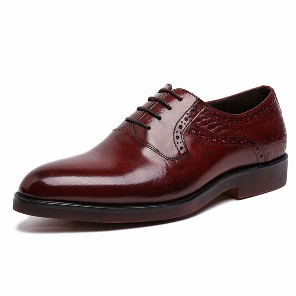 2015 British style business suits shoe leather shoes male daily air quality high-end wedding shoes z43