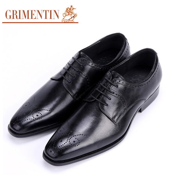2015 European luxury vintage fashion mens dress shoes genuine leather basic flats for men work wedding shoes size:6-10 z49