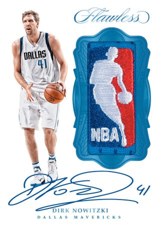 17FHD6- 2017 Flawless Basketball Hit Darft #6- 1 Card and Draft Pick Per Spot