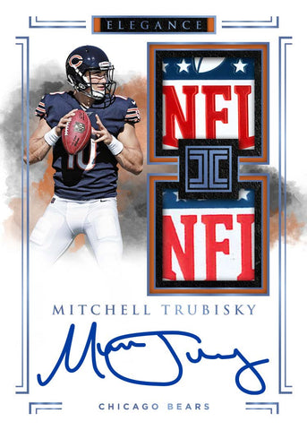 IPFB10- 2017 Impeccable Football Random Case #10- 1 Random Team Per Spot