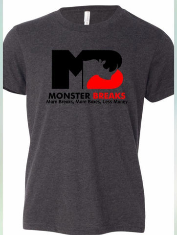 Monster Tee- Up to 4 XL