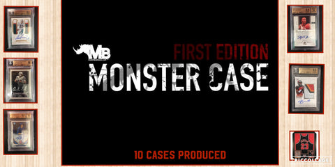 MC4- MONSTER CASE FIRST EDITION HIT DRAFT #4 - 1 Draft Pick per Spot Purchased