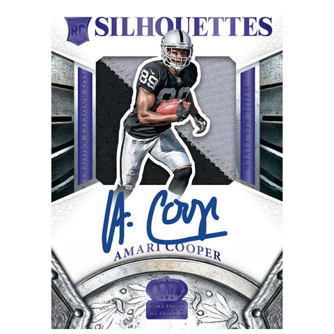 2015 Crown Royale Football Personal Box Break