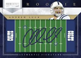2012 Panini Prominence Football PERSONAL BOX BREAK