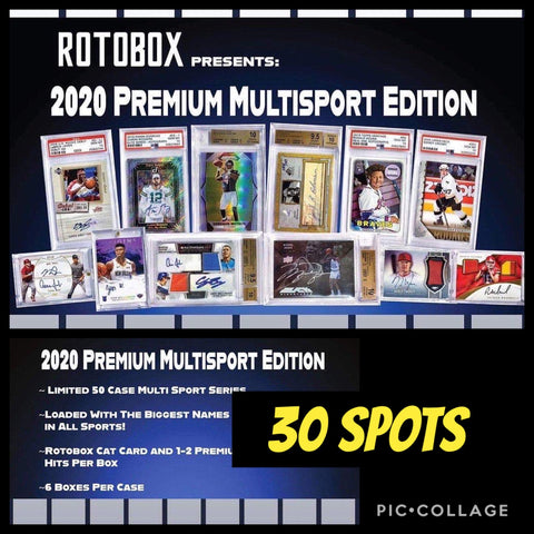 ROTOMS4 - 2020 ROTOBOX MULTI SPORT PREMIUM CASE 4