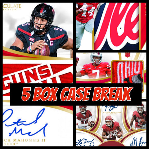 19ICFB011- 2019 IMMACULATE COLLEGE FOOTBALL CASE 11