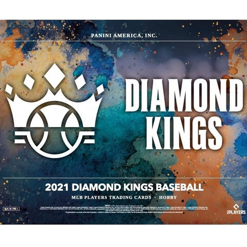 2021DKPB - 2021 Diamond Kings Personal Box (mailed)