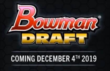 19BDRAFTHC02 - 2019 BOWMAN DRAFT JUMBO 4 BOX HALF CASE BREAK 11