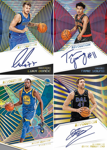 1819REVO8- 2018 REVOLUTION BASKETBALL 16 BOX MASTER CASE BREAK