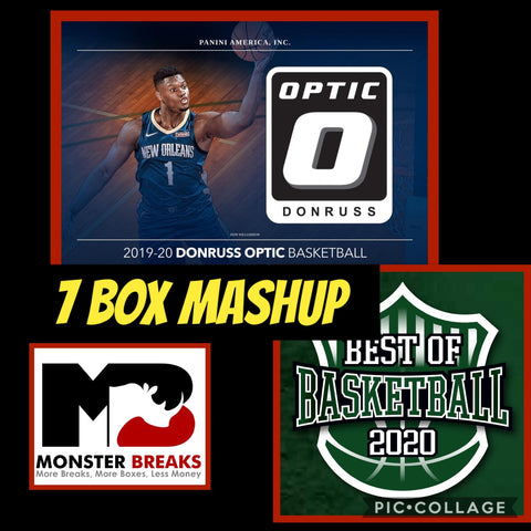 7BOPL4- 7 BOX NBA OPTIC/ BEST OF MASHUP 4