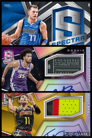 18SPECTR7 - 2018/19 SPECTRA BASKETBALL 4 BOX HALF CASE 1