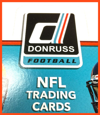 DBPB- 2017 Donruss Football Personal Box Break