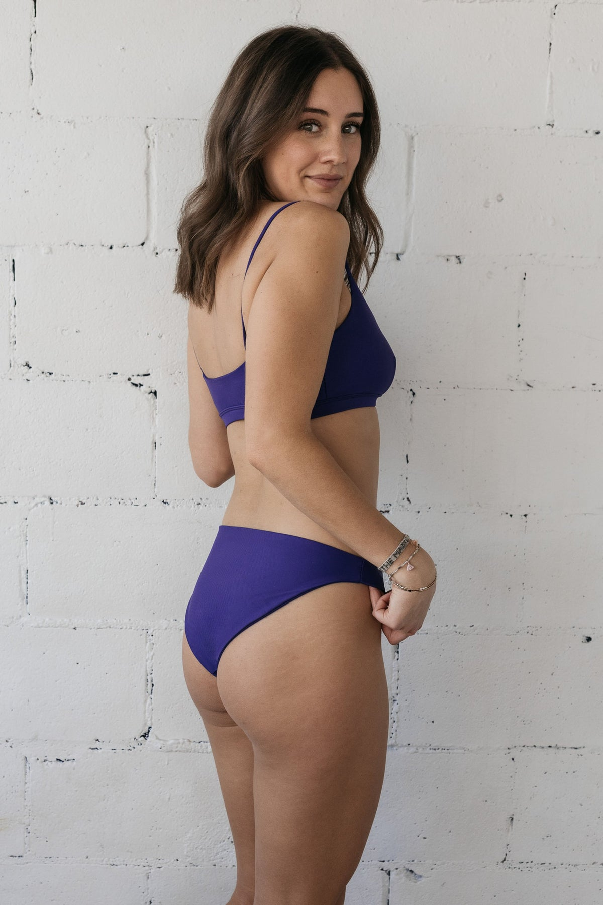 Ava Bottom / Aubergine