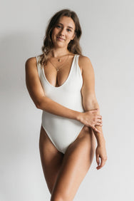 Kylah One - Piece  / Ivory