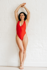 Kylah One - Piece  / Red