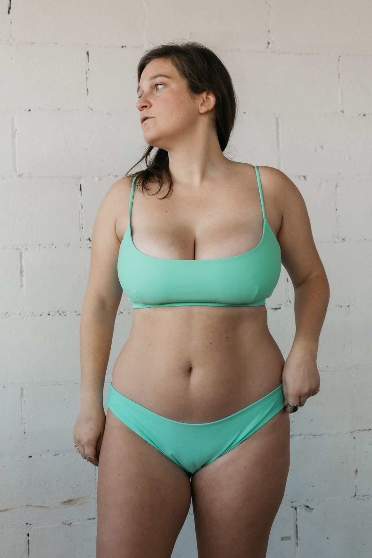 Ava Bottom / Seafoam