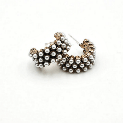 Genny Pearl Earrings - Pearl + Creek