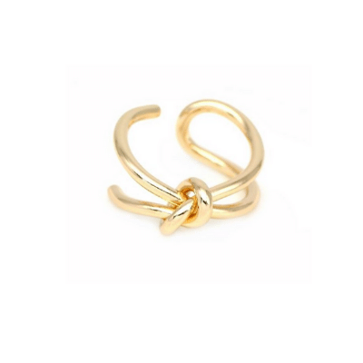 Hannah Adjustable Ring - Pearl + Creek