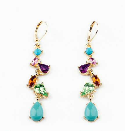 Marie Louise Earrings - Pearl + Creek