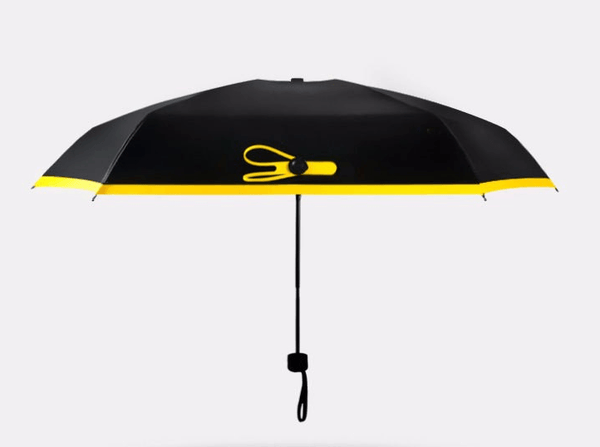 LUCIE NANO Polymer Tiny Umbrella - Pearl + Creek