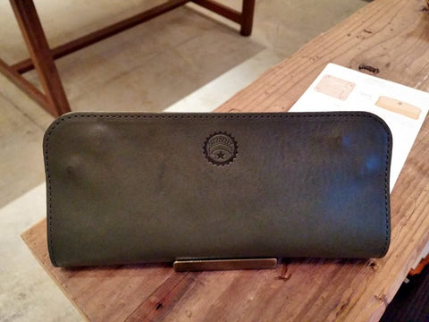 beerbelly leather eyeglass case tray