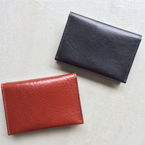 leather card case Anchorbridge