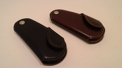 leather case shoehorn