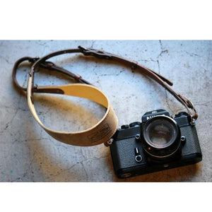 [Anchor Bridge]<br> Leather Camera Strap