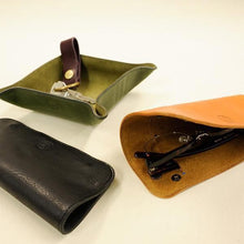 Load image into Gallery viewer, [Beerbelly]<br>Glasses leather case / tray