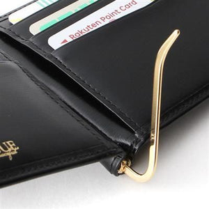 [Cimabue]<br>Crispell Calf Leather Money Clip