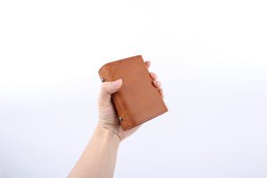 [m+] Millefoglie P25<br> Pueblo Leather Wallet