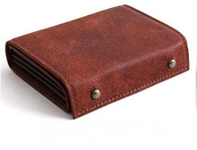 Load image into Gallery viewer, [m+] Millefoglie P25<br> Pueblo Leather Wallet