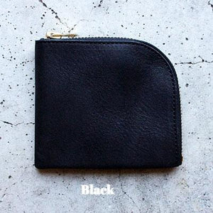 [Roberu]</br>Short Zip Wallet