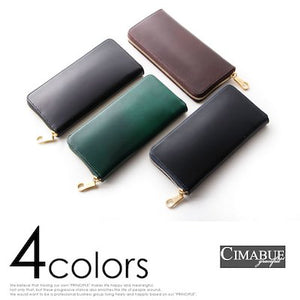 Cimabue Cordoban Long zip wallet