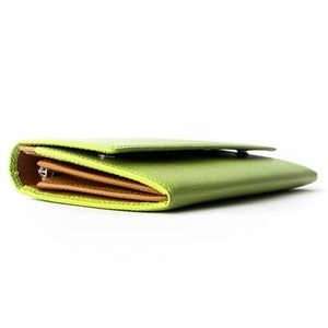 [Cimabue]<br>Noblessa Calf Leather Long Wallet