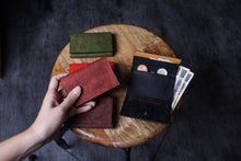 Load image into Gallery viewer, [m+] Straccio Superiore <br> Compact Wallet