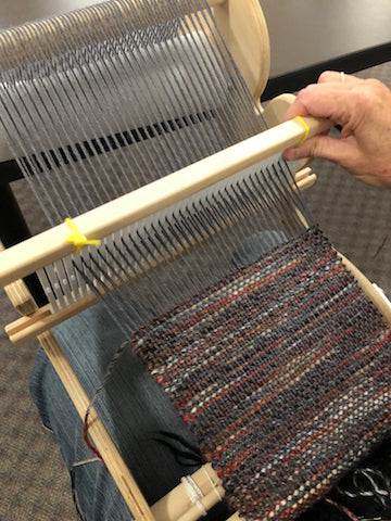 Learn to Weave - January 18th, 2019