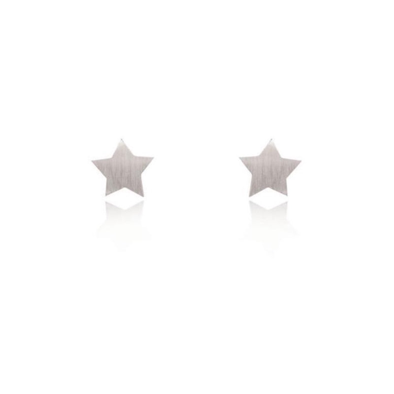 STAR Stud - Sterling Silver
