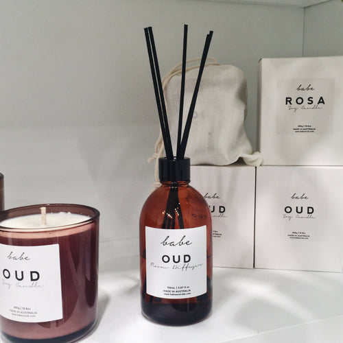 Babe OUD Room Diffuser 150ml