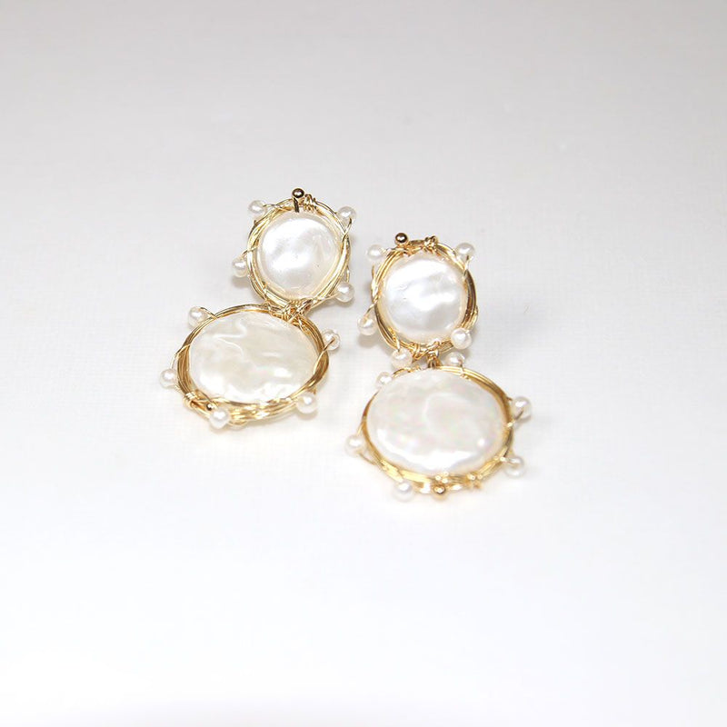Claudine Earrings