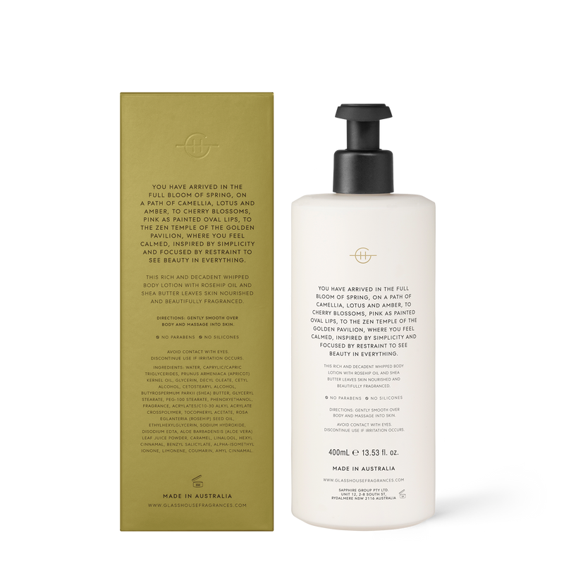 400ml Body Lotion KYOTO IN BLOOM