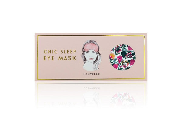 CHLOE Eye Mask AQUA BLOOM