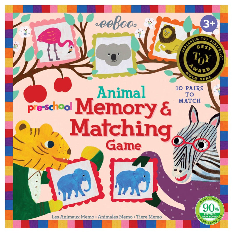 Matching Game ANIMAL