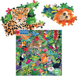 1008 Piece Puzzle AMAZON RAINFOREST