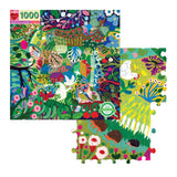 1008 Piece Puzzle BOUNTIFUL GARDEN