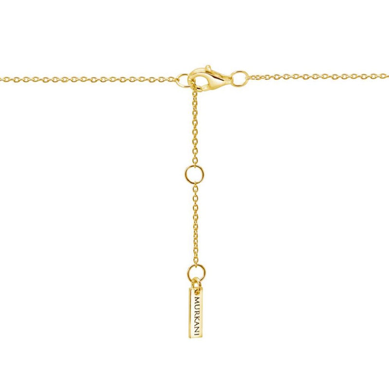 Murkani Freedom Bird Necklace Gold