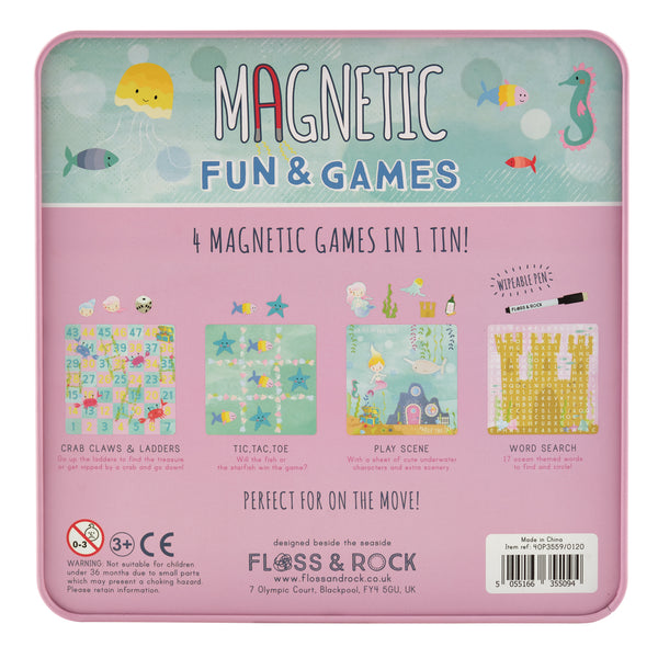 Magnetic Fun & Games MERMAID
