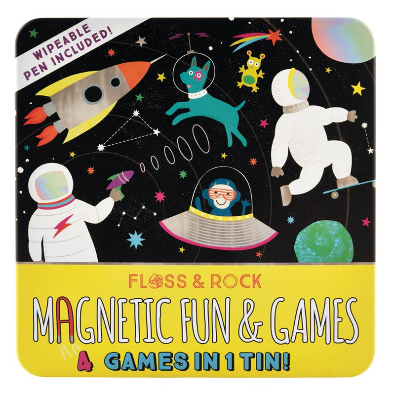 Magnetic Fun & Games SPACE