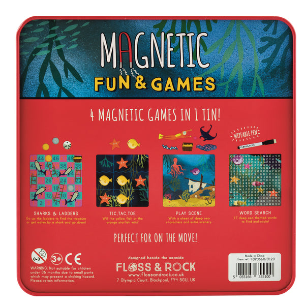 Magnetic Fun & Games DEEP SEA