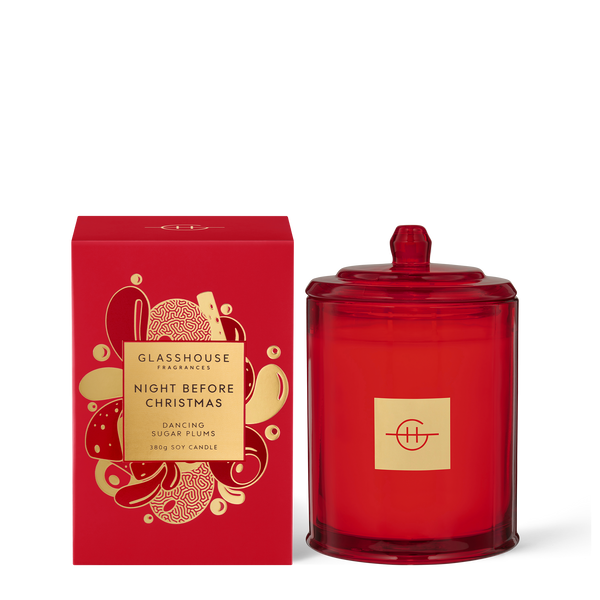 Candle 380g NIGHT BEFORE CHRISTMAS